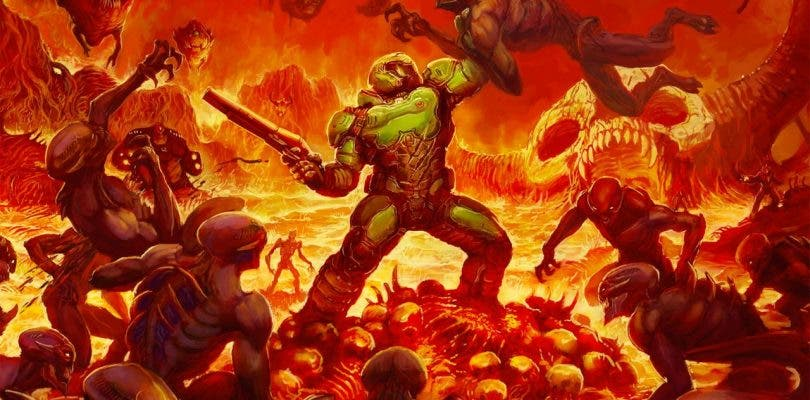 Desvelados horarios de desbloqueo de DOOM y requisitos en PC