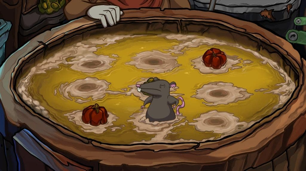 El juego cuenta con algunos minijuegos y puzzles, que se pueden saltar si queremos.