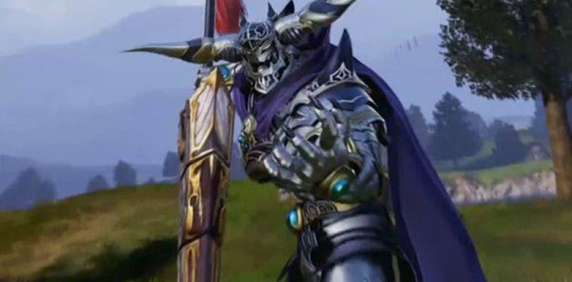 Garland se une como el primer villano de Dissidia Final Fantasy