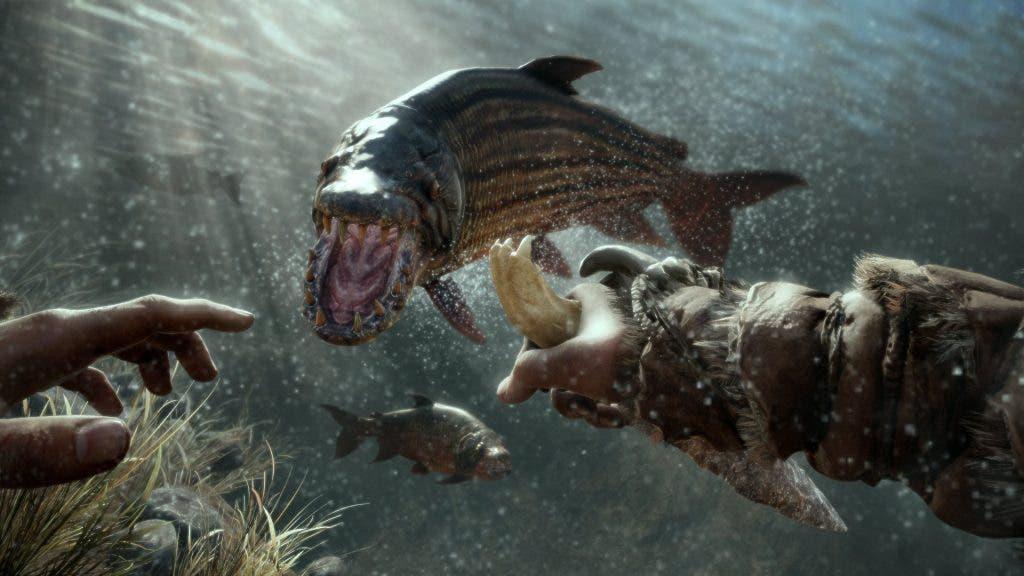 Far Cry Primal - pez