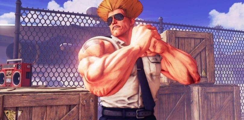 Guile llegará a Street Fighter V junto a un nuevo escenario