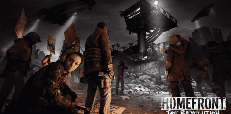 Primera hora de juego de Homefront: The Revolution