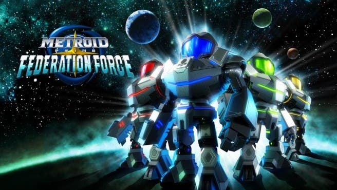 Metroid Prime Federationm Force 01