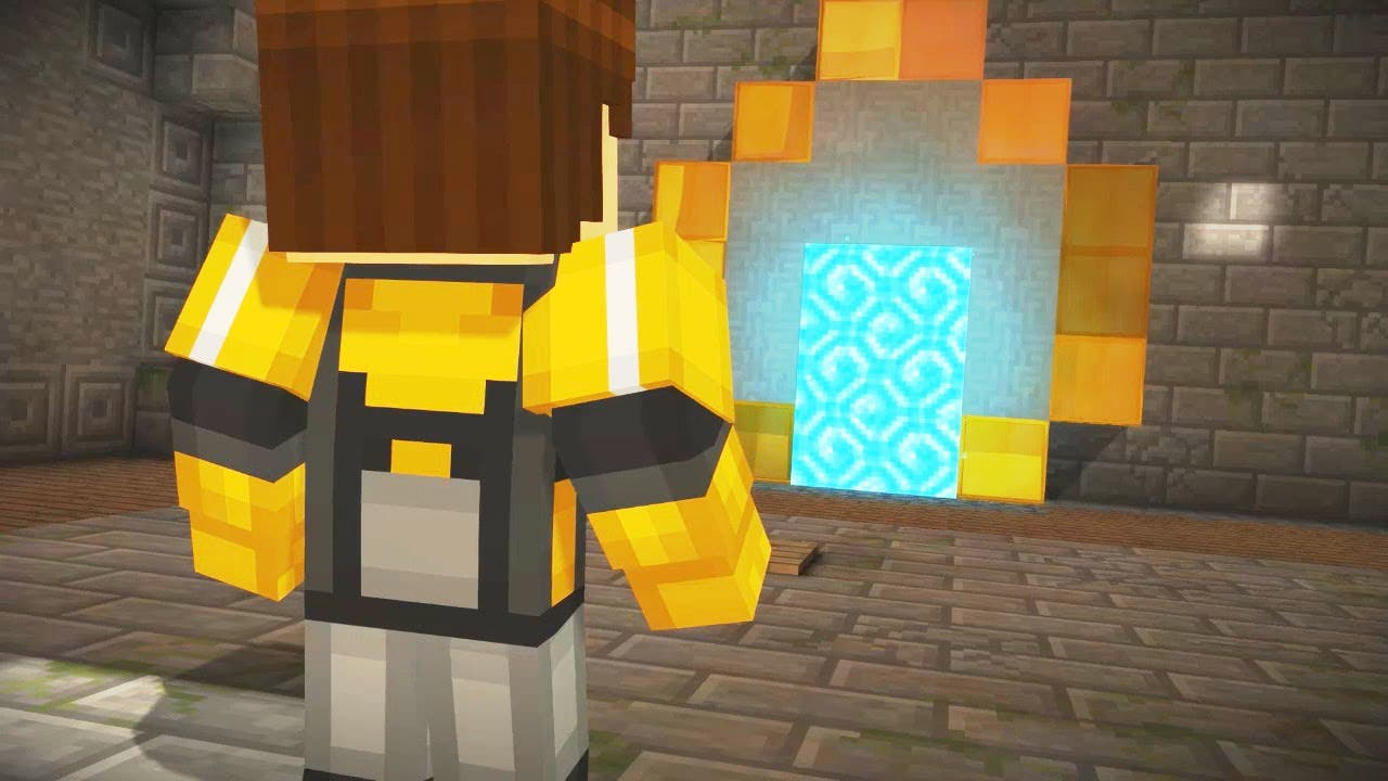 Minecraft Story Mode 10