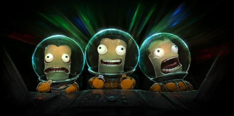 Kerbal Space Program recibe una gran actualización