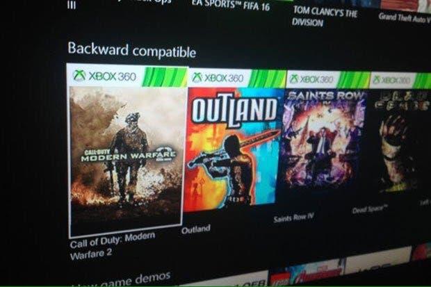 Modern Warfare 2 podría ser un juego retrocompatible para Xbox One