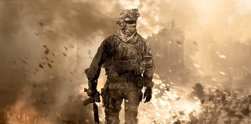 Call of Duty: Modern Warfare 2 es ahora retro-compatible en Xbox One
