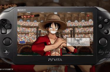 One Piece: Burning Blood se muestra por primera vez en PSVita