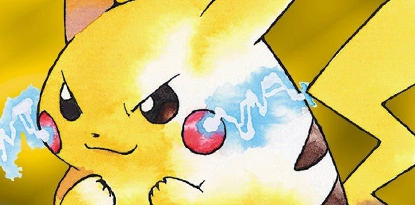 Los juegos originales de Pokémon triunfan en la eShop de 3DS