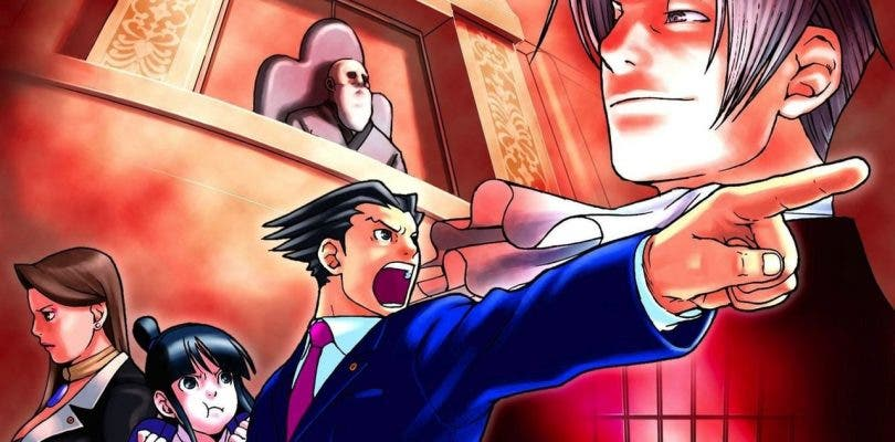 Nuevo gameplay de Ace Attorney – Spirit of Justice