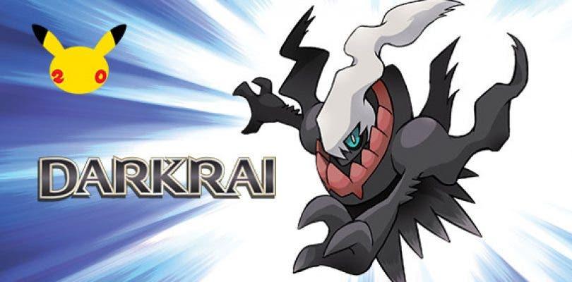 Esto debes hacer para llevarte al pokémon Darkrai en España