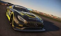 El Mercedes-AMG GT3, gratuito en Project Cars