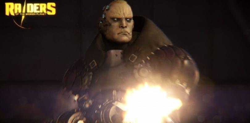 Los españoles Mercury Steam muestran Raiders of the Broken Planet