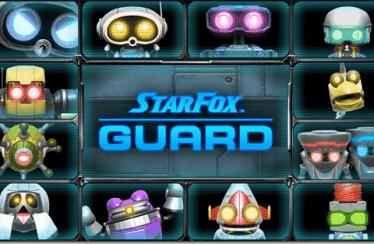 Nuevos vídeos nos descubren más de Star Fox Guard