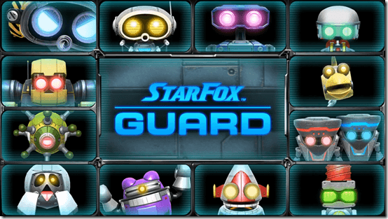 Star Fox Guard 5