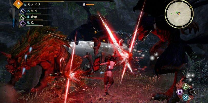 Koei Tecmo muestra las habilidades de Toukiden 2
