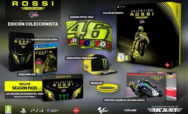Valentino Rossi The Game - Collectors Edition