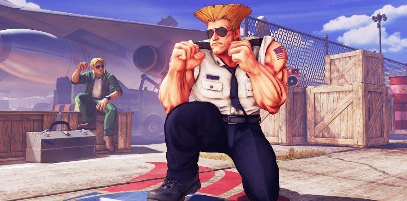 Todos los secretos de Guile en la nueva guía de Street Fighter V