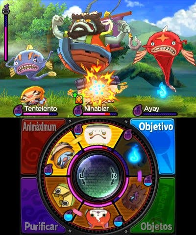 Yokai Watch Combate 2