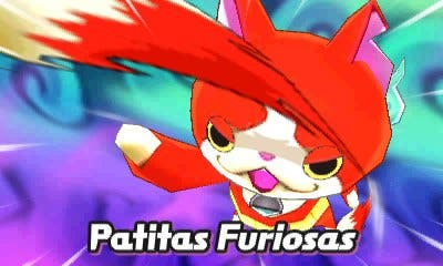 Yokai Watch Combate 3