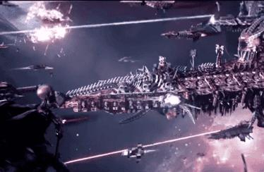 Tráiler de lanzamiento de Battlefleet Gothic: Armada