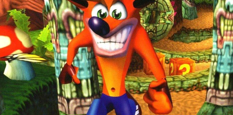 Sony nos vuelve a hacer pensar en Crash Bandicoot