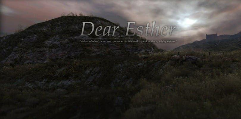 Curve Digital llevará Dear Esther a PlayStation 4 y Xbox One este verano