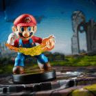Se muestran los primeros dioramas amiibo