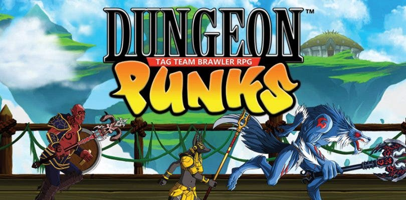 Anunciado el Beat'em Up Dungeon Punks