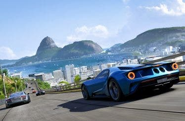 Forza Motorsport 6 Apex se muestra en una tarjeta GTX 980 Ti