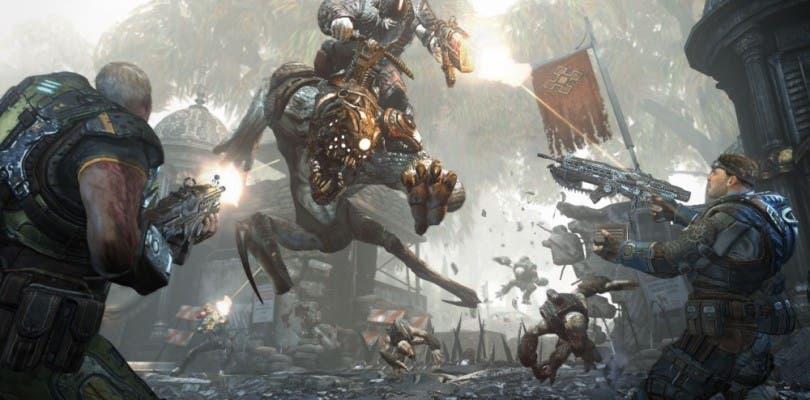 Filtrado gameplay de la beta de Gears of War 4