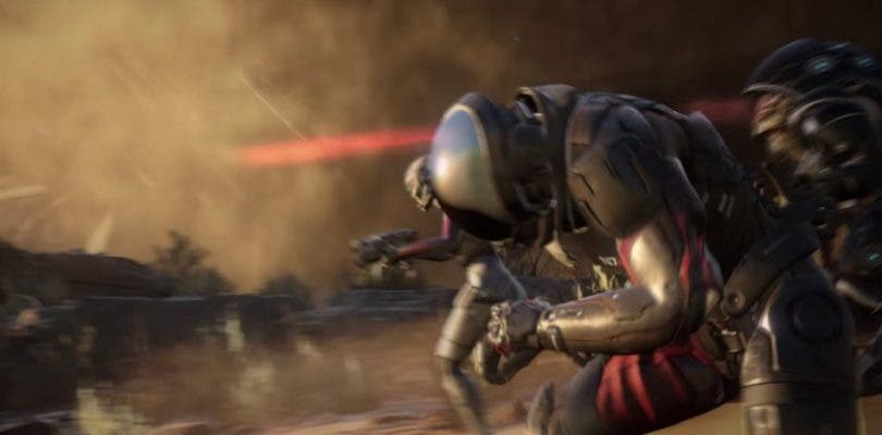 Filtrado un gameplay de la alpha de Mass Effect Andromeda