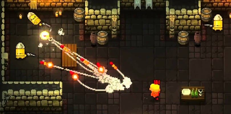 Ya está disponible Enter the Gungeon