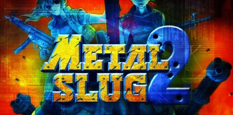 Llega Metal Slug 2 a Steam