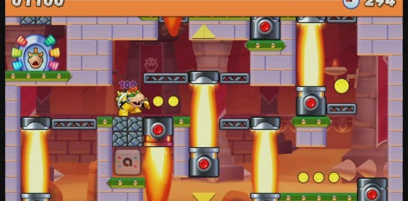 Nuevas imágenes de Mini Mario & Friends: amiibo Challenge