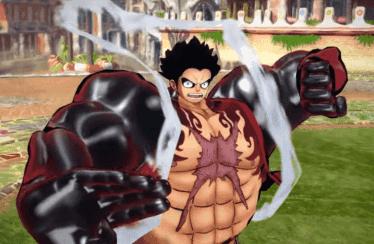Nuevos vídeos de One Piece: Burning Blood