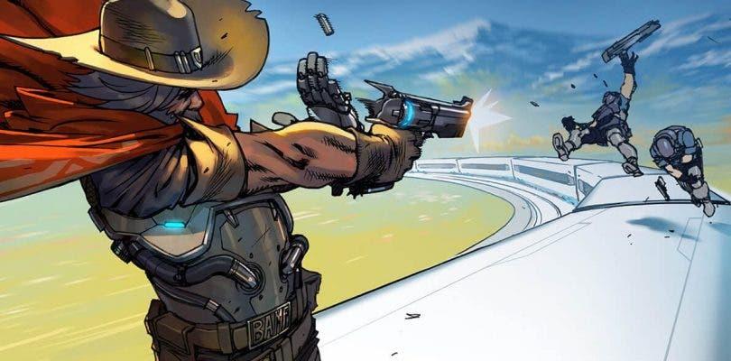 Blizzard lanza el primer cómic digital de Overwatch