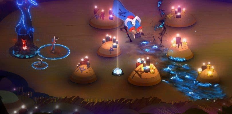 Pyre es el nuevo RPG anunciado de Supergiant Games