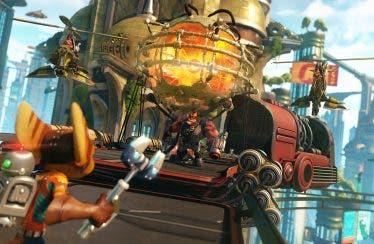Nuevos vídeos de Ratchet & Clank reproducidos por PS4 Pro