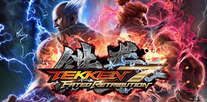 Nuevo traje de Heihachi Mishima para Tekken 7: Fated Retribution