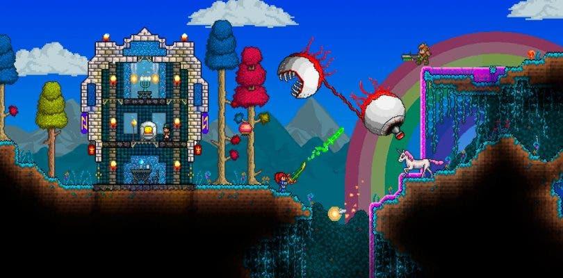 La pasada actualización de Terraria será la última para Wii U