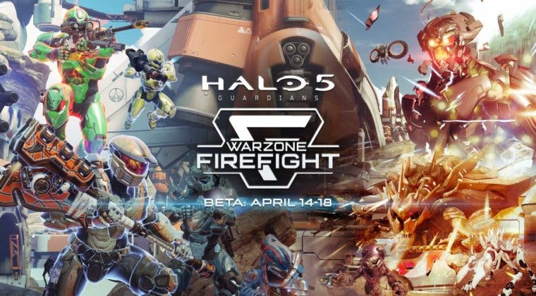 Imagen de La beta de Halo 5: Guardians Warzone Firefight ya está disponible