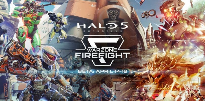 La beta de Halo 5: Guardians Warzone Firefight ya está disponible