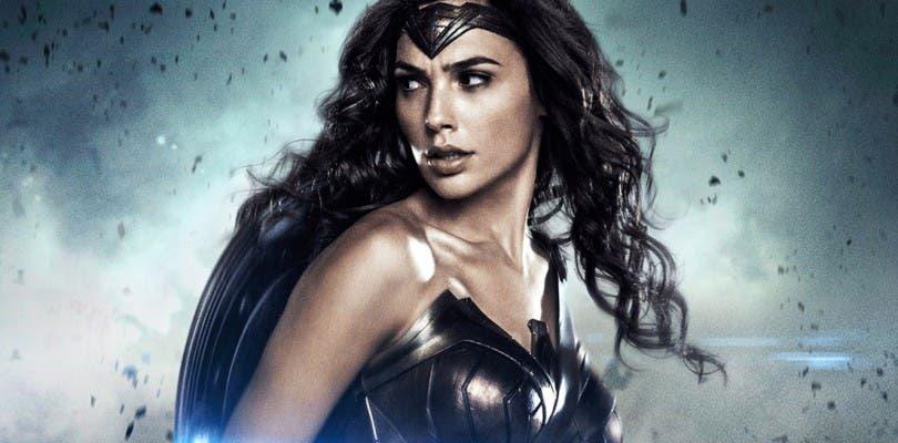 Se revela oficialmente la primera sinopsis de Wonder Woman