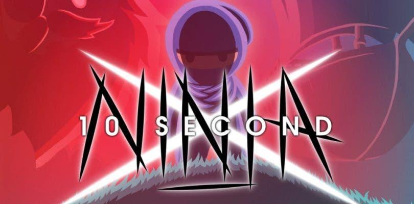10 Second Ninja X ya tiene fecha de lanzamiento oficial