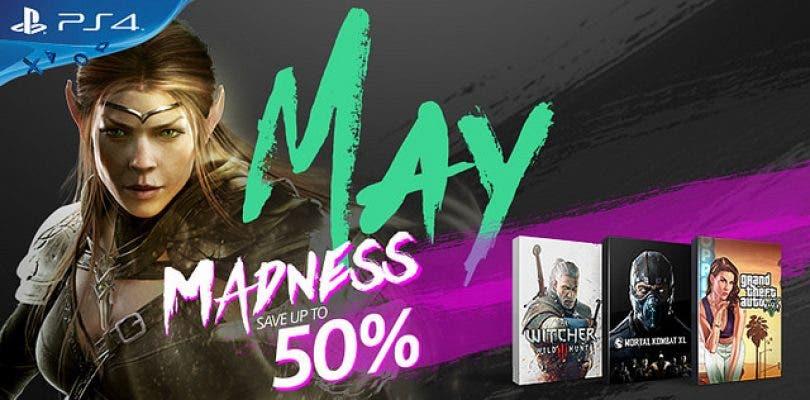 Llegan las increíbles ofertas de mayo a la PlayStation Store