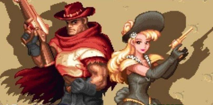El clásico Wild Guns regresará como exclusivo para PlayStation 4