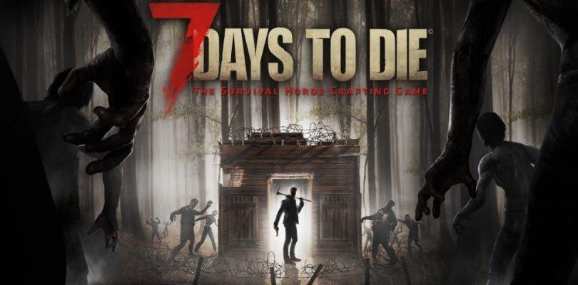7 Days to Die ya cuenta con tres millones de jugadores
