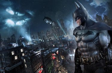 Primer tráiler del recopilatorio Batman: Return to Arkham