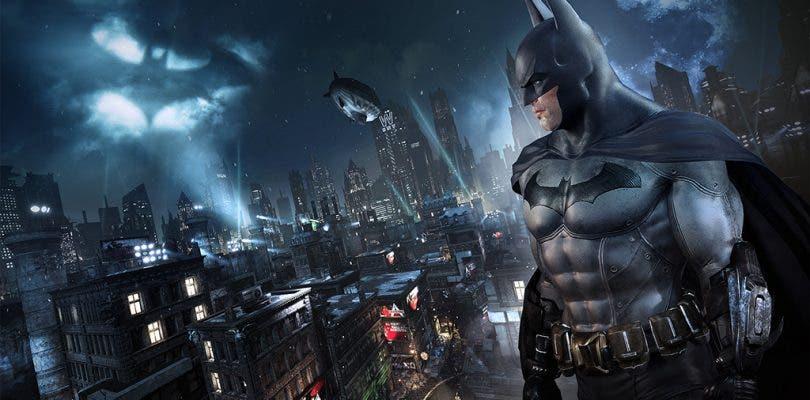 Nueva comparación gráfica de Batman: Return to Arkham